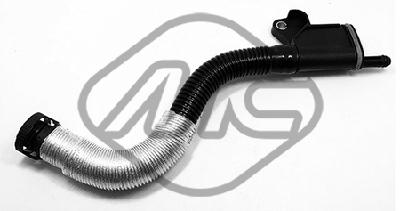 Tube ventilation carter moteur Metalcaucho 35828 (X1)