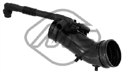 Tube ventilation carter moteur Metalcaucho 35942 (X1)