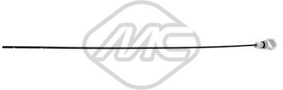 Jauge niveau d'huile Metalcaucho 39043 (X1)