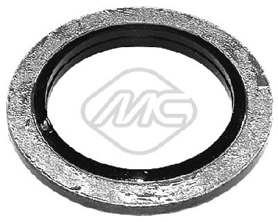 Joint de bouchon de vidange Metalcaucho 39208 (X1)