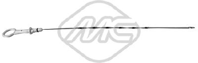 Jauge niveau d'huile Metalcaucho 39223 (X1)