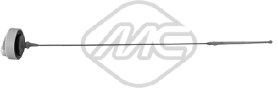 Jauge niveau d'huile Metalcaucho 39548 (X1)
