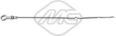 Jauge niveau d'huile Metalcaucho 39556 (X1)
