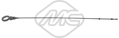 Jauge niveau d'huile Metalcaucho 39900 (X1)