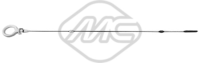 Jauge niveau d'huile Metalcaucho 39901 (X1)