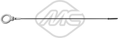 Jauge niveau d'huile Metalcaucho 39902 (X1)