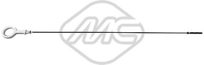 Jauge niveau d'huile Metalcaucho 39903 (X1)