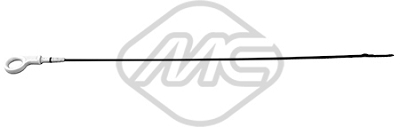 Jauge niveau d'huile Metalcaucho 39904 (X1)