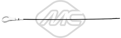 Jauge niveau d'huile Metalcaucho 39905 (X1)