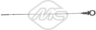 Jauge niveau d'huile Metalcaucho 39906 (X1)