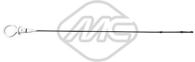 Jauge niveau d'huile Metalcaucho 39907 (X1)