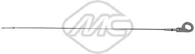 Jauge niveau d'huile Metalcaucho 39909 (X1)