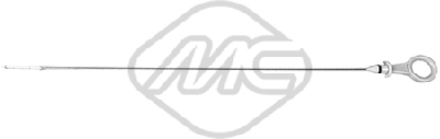 Jauge niveau d'huile Metalcaucho 39910 (X1)
