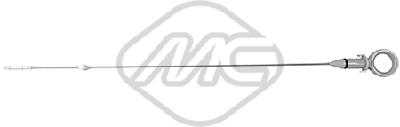 Jauge niveau d'huile Metalcaucho 39912 (X1)