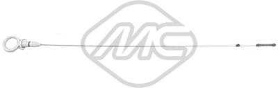 Jauge niveau d'huile Metalcaucho 39914 (X1)
