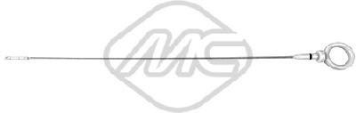 Jauge niveau d'huile Metalcaucho 39917 (X1)