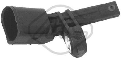 Capteur ABS Metalcaucho 50109 (X1)