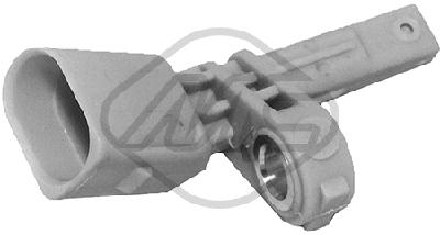 Capteur ABS Metalcaucho 50117 (X1)