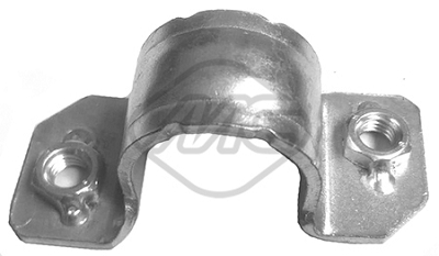 Support de silentbloc de stabilisateur Metalcaucho 57163 (X1)