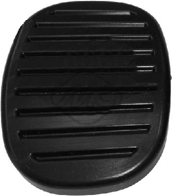 Couvre pedale Metalcaucho 57778 (X1)