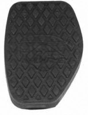 Couvre pedale Metalcaucho 57783 (X1)