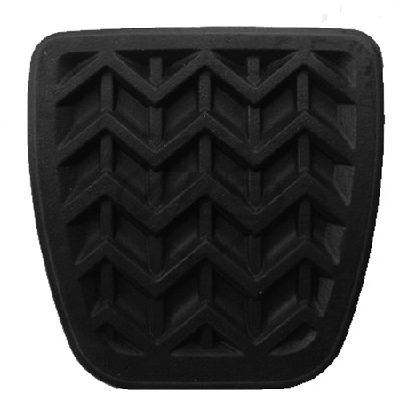 Couvre pedale Metalcaucho 57784 (X1)