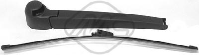 Balai d'essuie-glace arriere Metalcaucho 68066 (X1)
