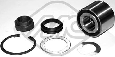 Roulement de roue Metalcaucho 74017 (X1)