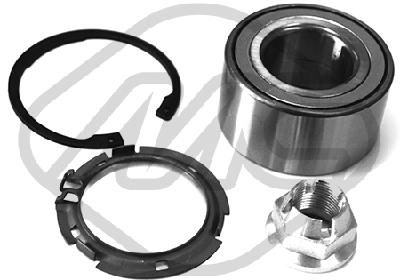 Roulement de roue Metalcaucho 74097 (X1)