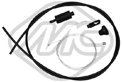 Cable d'accelerateur Metalcaucho 80047 (X1)