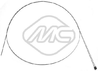Cables de commande Metalcaucho 80118 (X1)