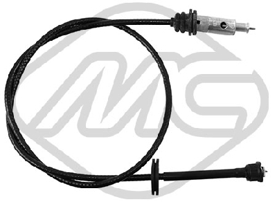Cable de compteur Metalcaucho 80534 (X1)