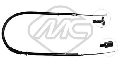 Cable de frein à main Metalcaucho 81279 (X1)