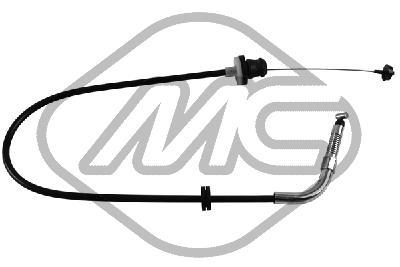 Cable d'accelerateur Metalcaucho 81562 (X1)