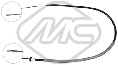 Câble de frein BC4153 Quinton Hazell Frein à Main 8200228347 Top Qualité Remplacement