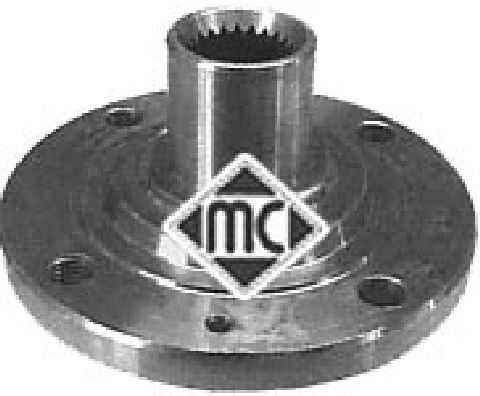 Moyeu de roue Metalcaucho 90008 (X1)
