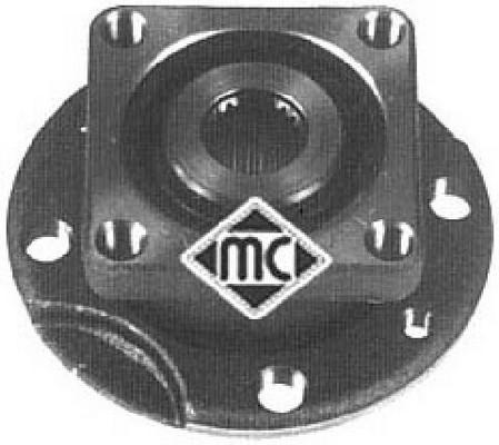 Moyeu de roue Metalcaucho 90009 (X1)