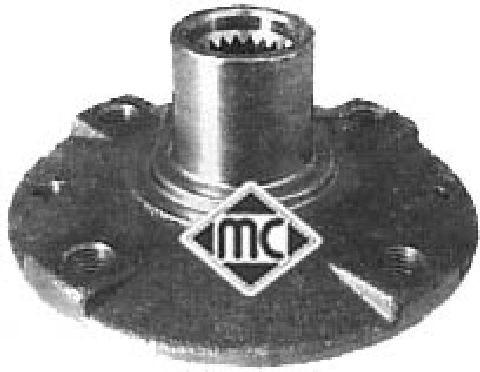 Moyeu de roue Metalcaucho 90015 (X1)