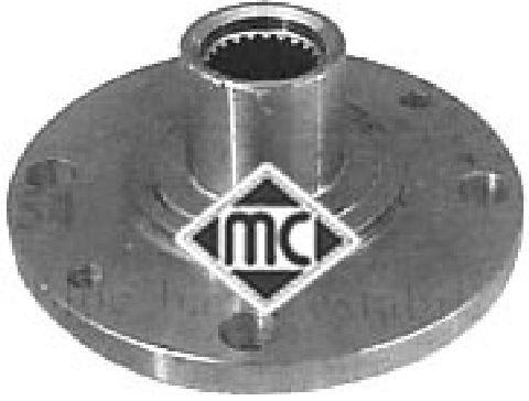 Moyeu de roue Metalcaucho 90016 (X1)