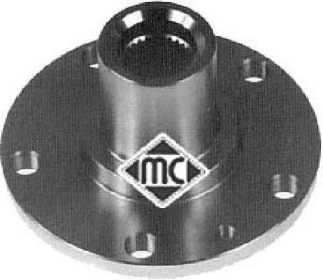 Moyeu de roue Metalcaucho 90031 (X1)