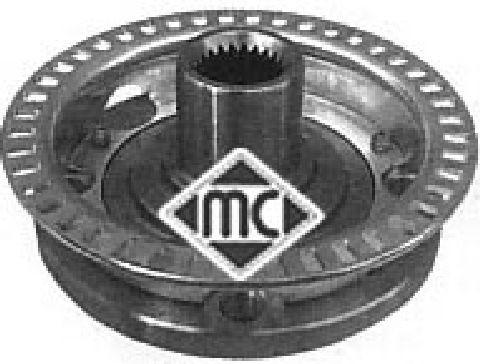 Moyeu de roue Metalcaucho 90034 (X1)