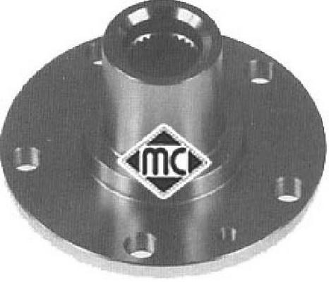 Moyeu de roue Metalcaucho 90039 (X1)