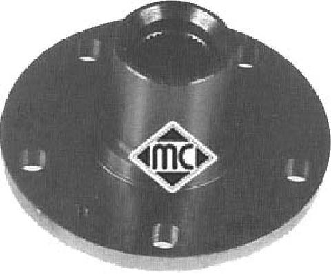 Moyeu de roue Metalcaucho 90040 (X1)