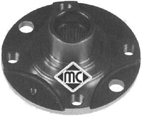 Moyeu de roue Metalcaucho 90043 (X1)