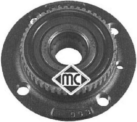 Moyeu de roue Metalcaucho 90056 (X1)