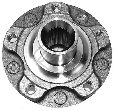 Moyeu de roue Metalcaucho 90061 (X1)