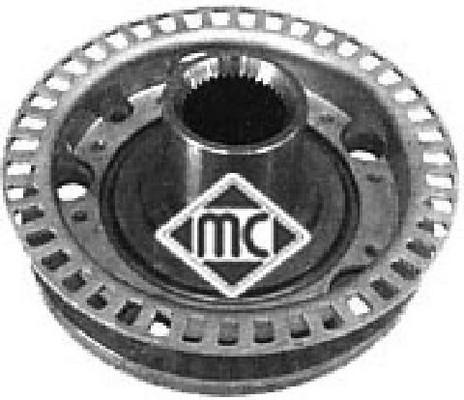 Moyeu de roue Metalcaucho 90063 (X1)
