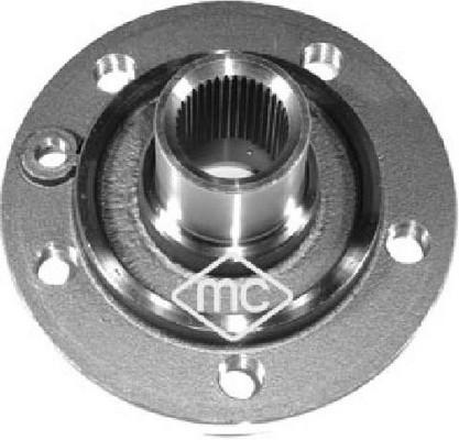 Moyeu de roue Metalcaucho 90064 (X1)