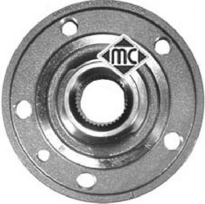 Moyeu de roue Metalcaucho 90096 (X1)