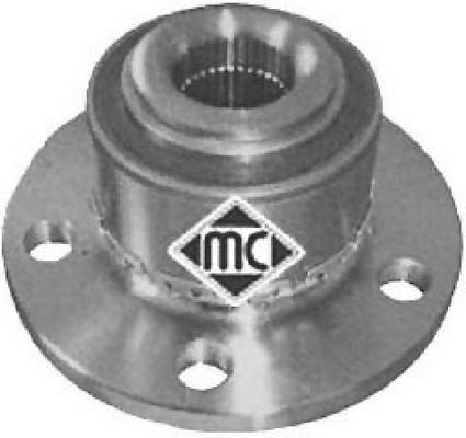 Moyeu de roue Metalcaucho 90100 (X1)